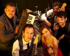 A-Listers corporate events band